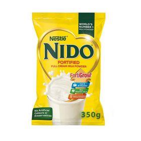 Nestle Nido Fortified Full Cream Milk Powder 350 Gm Pouch