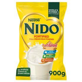 Nestle Nido Fortified Milk Powder 900g Pouch