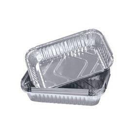 Noor Prestige Alumunium Container (73365) 10 PCS