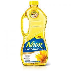 Noor 100% Pure Sunflower Oil 1.8 Litre