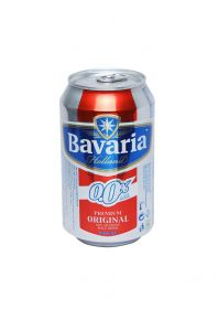 Bavaria Non Alcoholic Malt Drink Original 330Ml