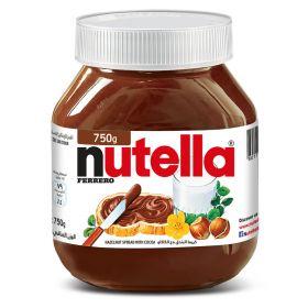 Nutella Hazelnut Spread with Cocoa 750g