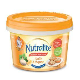 Nutralite Butter Spread Garlic And Oregano 250Gm