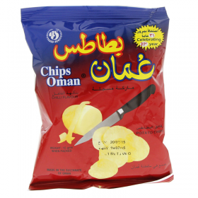 Oman Chips 15 Gm