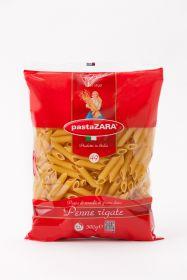 Pasta Zara Penne Rigate Integrale-Whole Wheat 500 Gm