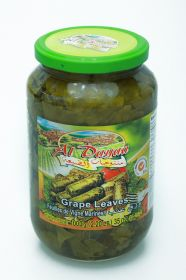 Al Dayaa Pickled Grape Leaves 1 Kg