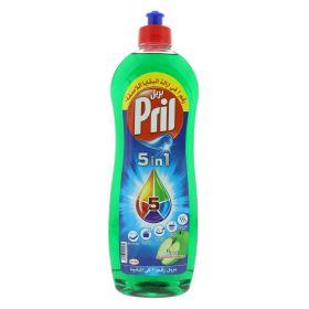 Pril 5 In 1 Dish Wash Liquid 1 Ltr