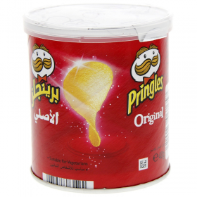 Pringles Original Chips 40gm