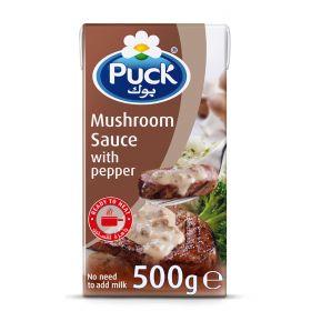 Puck Mashroom Sauce 500 Ml
