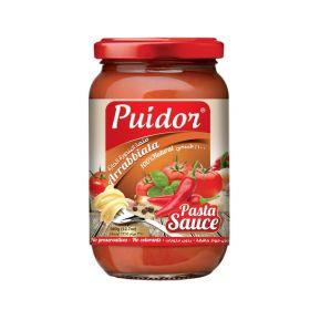 Puidor Pasta Sauce Arrabiata 360 Gm