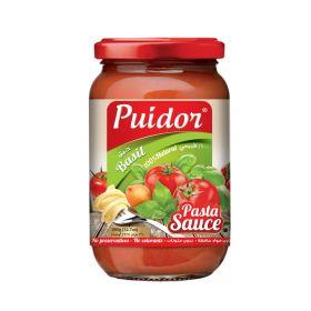 Puidor Pasta Sauce Basil  360 Gm