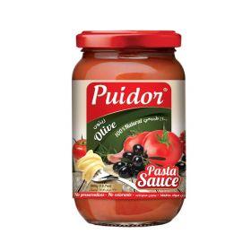 Puidor Pasta Sauce Olive  360 Gm
