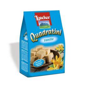Loacker Quadratini Vanilla 250Gm