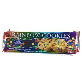 Merba Rainbow Cookies 150Gm