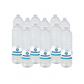 Salsabeel Pure Natural Water 24 X 500Ml