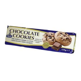 Merba Chocolate Cookies 225Gm