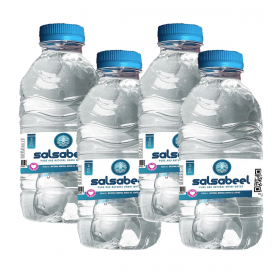 Salsabeel Water 30 X 250Ml