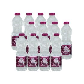 Oman Oasis Sifr Low Sodium Drinking Water 12 X 500Ml