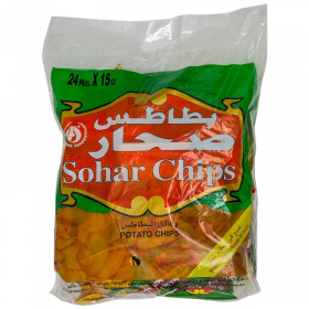 Sohar Chips 15 Gm 24 Pcs
