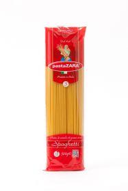 Pasta Zara Spaghetti 500 Gm