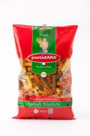 Pasta Zara Aspirali Tricolor 500 Gm