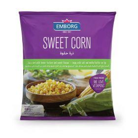 Emborg Sweet Corn 3 x 450 GM