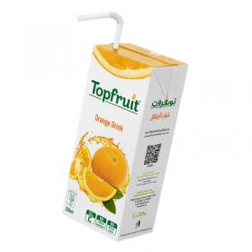 Top Fruit Juice Orange 250 ml x 24