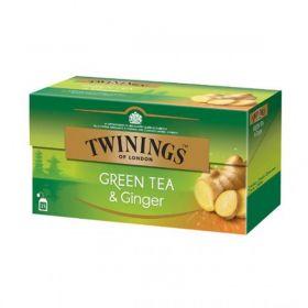 Twinings Green Tea & Ginger 25 Bags