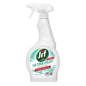Jif Ultra Fast Multipurpose Spray 500Ml