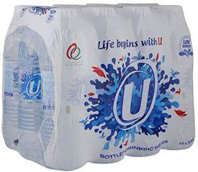 Unikai Water 24 X 500Ml