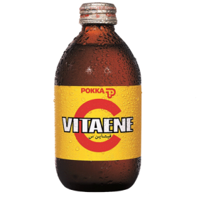 Pokka Vitaene C Carbonated Drink 240Ml