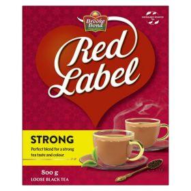 Brooke Bond Red Label Loose Tea 800Gm