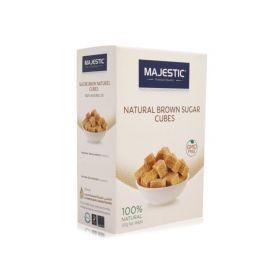 Majestic Demerara Natural Brown Sugar Cubes 500Gm