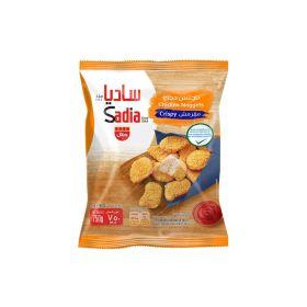 Sadia Chicken Nuggets Crispy 750Gm