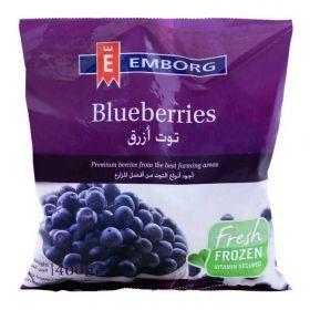 Emborg Frozen Blueberries 400Gm