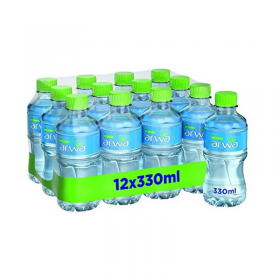 Arwa Water 330Ml X 12 Pcs