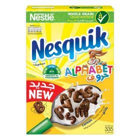 Nestle Nesquik Alphabet 335 Gm