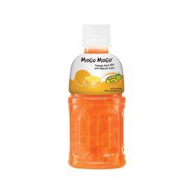 Mogu Mogu Orange Flavored Drink 320 Ml