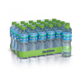 Arwa Water 500Ml X 24 Pcs