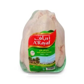 A'Rayaf Fresh Chicken 1000G