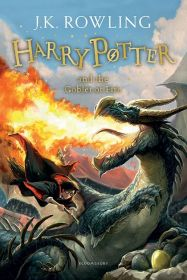 Harry Potter And The Goblet Of Fire | J.K. Rowling