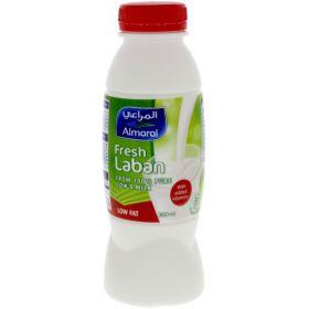 Almarai Fresh Laban Low Fat 360 Ml