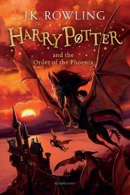 Harry Potter And The Order Of The Phoenix | J.K. Rowling