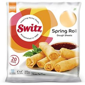 Switz Spring Roll Sheets 275Gm