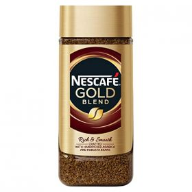 Nescafe Gold Rich & Smooth Instant Coffee 200Gm