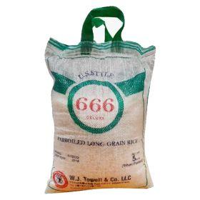 666 Parboiled Rice 5KG