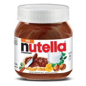 Nutella Hazelnut Spread with Cocoa 400 Gm