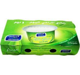 Almarai Fresh Yoghurt Full Fat 6 X 170 Gm