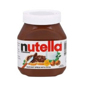 Nutella Hazelnut Spread with Cocoa 200 Gm