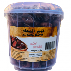 Al Safa Khalas Bucket  2Kg
